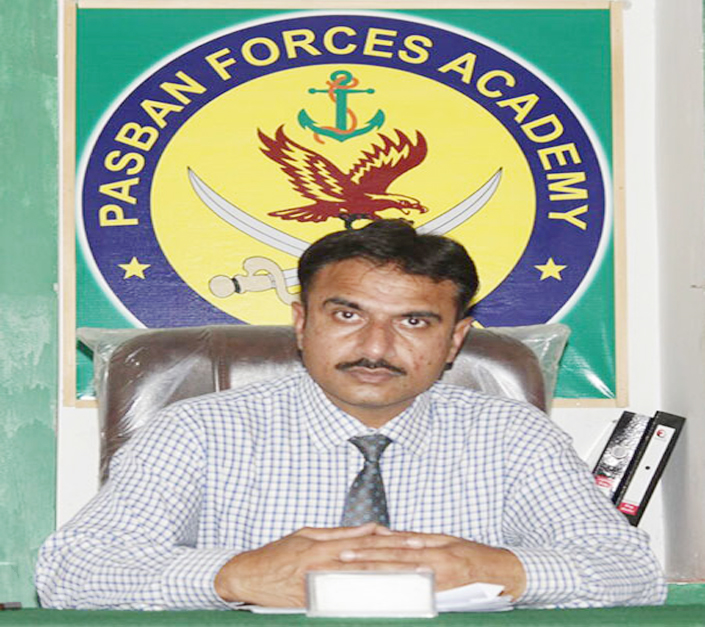 pasban forces academy