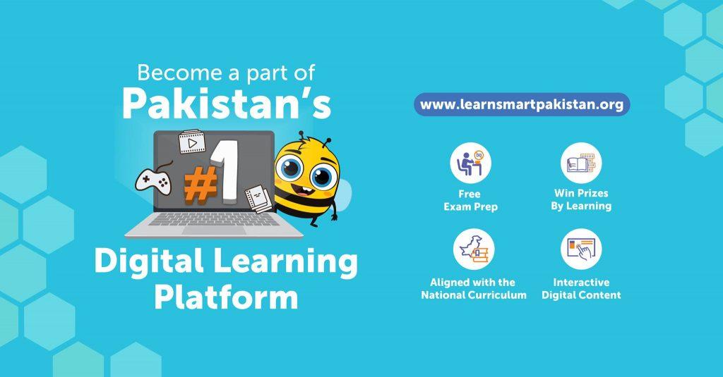 learn smart Pakistan digital learning