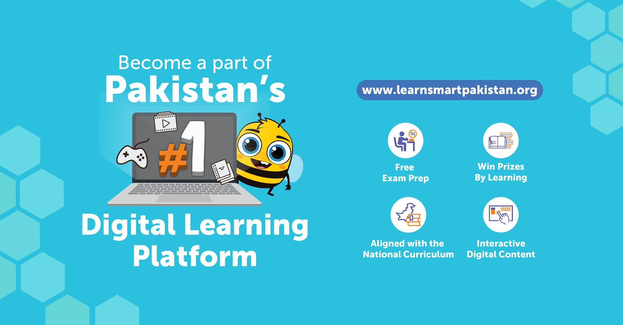 learn smart Pakistan digital learning